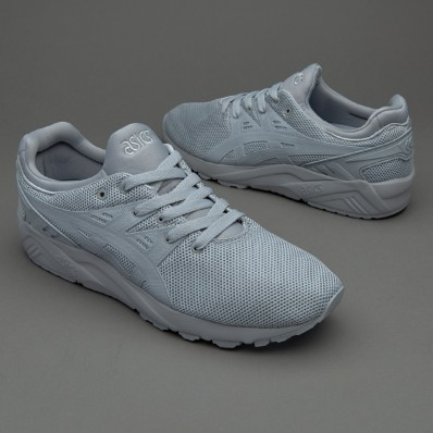 asics gel kayano trainer evo gris