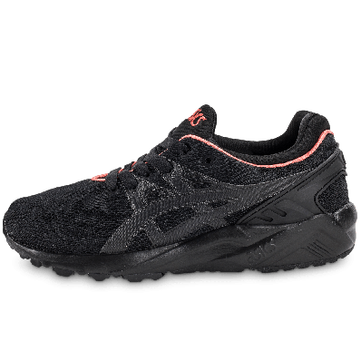 asics gel kayano trainer evo noir