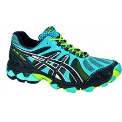 chaussures trail femme asics