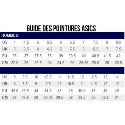 asics pointure 49