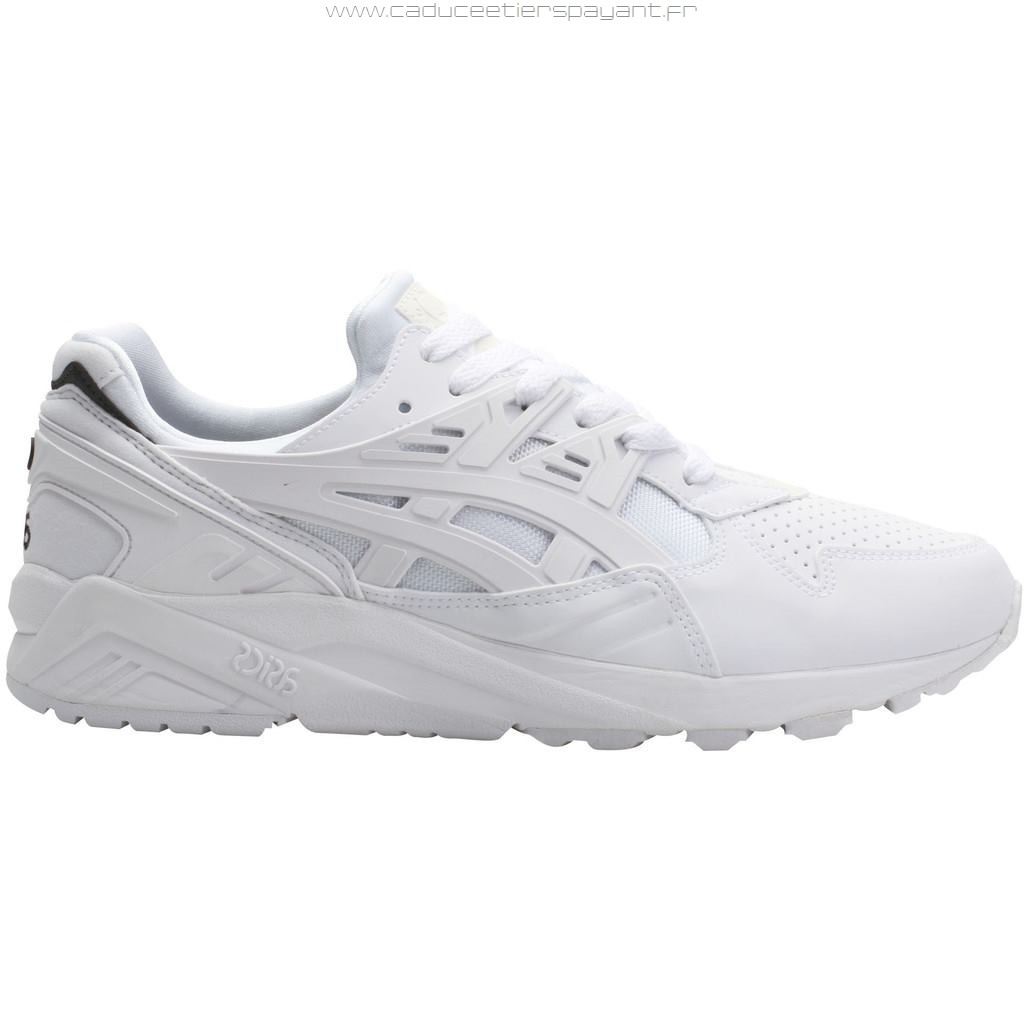 basket blanches homme asics