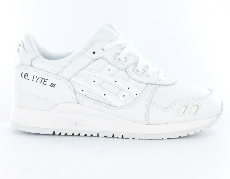 asics homme blanche
