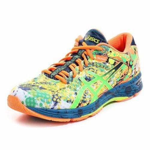 chaussure course asics femme