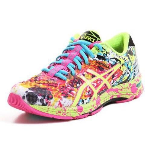 asics femme basket running