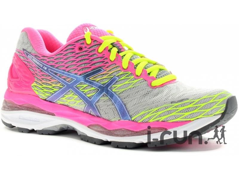 chaussures running femme asics solde