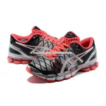 asics gel kinsei 5 rouge
