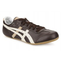 asics whizzer marron