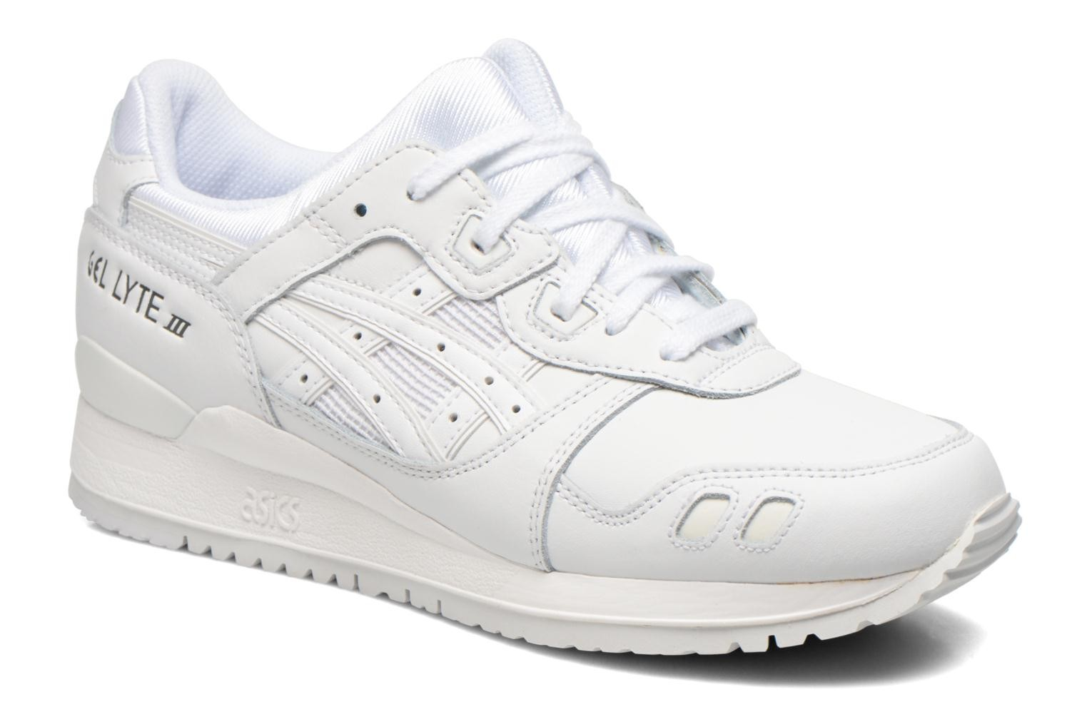 Blanche Asic Gel Et 3 Rouge Lyte xCroedB