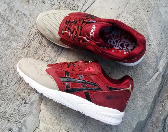 chaussure asics homme 2015
